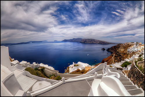 File:Santorini Fisheye View.jpg