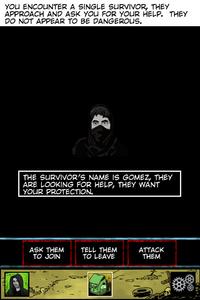 Survivor Encounter