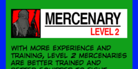 Mercenary Level 2