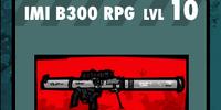 IMI B300 RPG