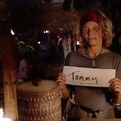 Kathy votes against Tammy..