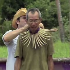 Yau-Man wins the final 5 immunity.