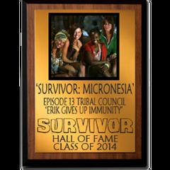 <i>Survivor: Micronesia</i> 13th Tribal Council
