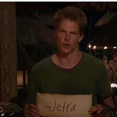 Spencer votes out Jefra.