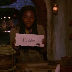 Michaela voting against Debbie.