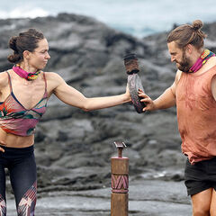 A.K. and Ziggy are the last two standing for Samatau.