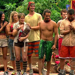 Savaii wins immunity.