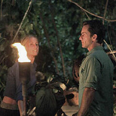 Kim voted out of <i>Survivor: Palau</i>.