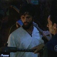 Bobby Jon eliminated by Stephenie.