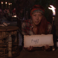 Mari casts her only vote, against <a href=