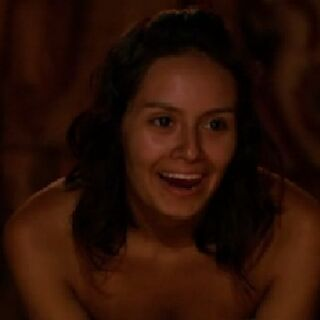 Paloma at the Tribal Council.