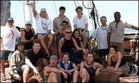 Survivor 2001 UK cast