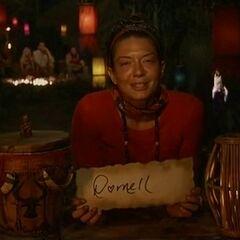 Jennifer votes against Darnell.