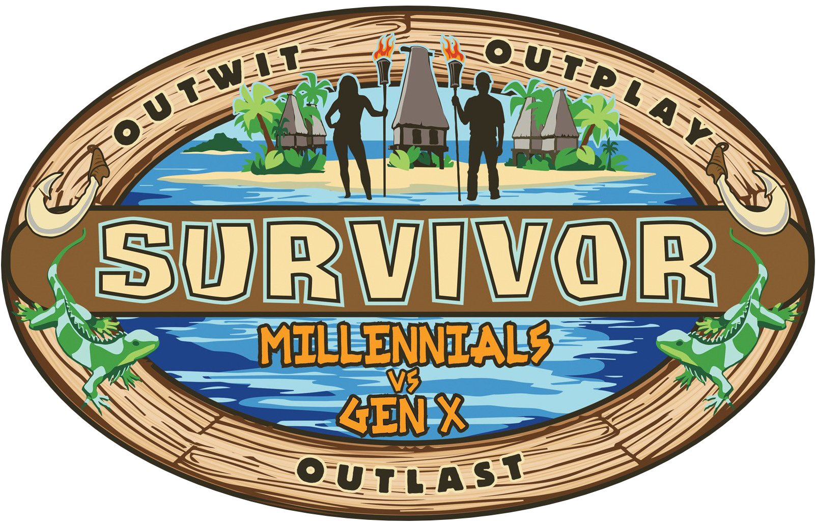 Survivor: Millennials vs. Gen X | Survivor Wiki | FANDOM powered ...