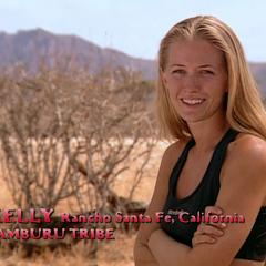 Kelly in a <a href=
