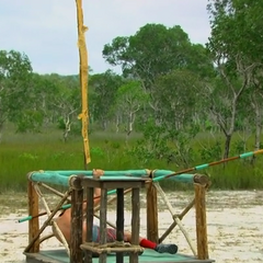 Joe faints during the Immunity Challenge.