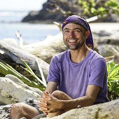 David at camp.
