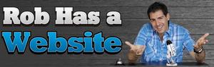 Rob has a website