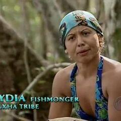 Lydia in a <a href=