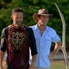 Terry won his fifth immunity.