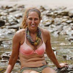 Carolyn at Masaya.