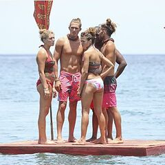 Nagarote at the second Immunity Challenge, <a href=