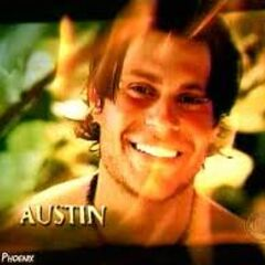 Austin's photo in the opening.