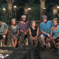 Matsing's first Tribal Council.