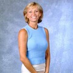 Tina's full body cast photo.