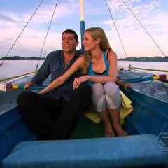 Candice and John.