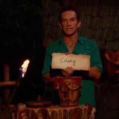 Jeff reveals Scot's vote against Cydney.