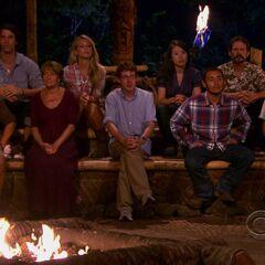 <i>Survivor: South Pacific</i> Jury.
