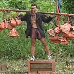 Andrew in the Immunity Challenge