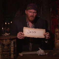 Chris votes against Jessica.