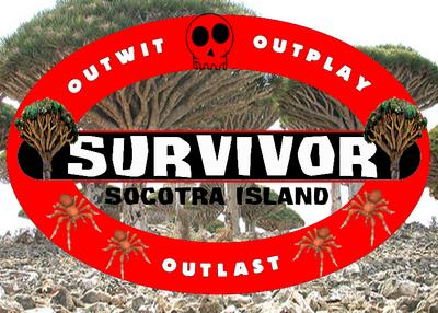 Survivor Socotra Island