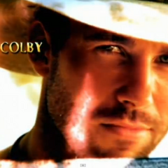 Colby's second photo in the opening.