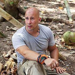 Tony in the Aparri camp