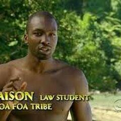 Jaison giving a <a href=