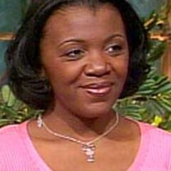 Vee on <i>The Early Show</i>.