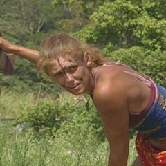 Jenna is disqualified from the Final Immunity Challenge.