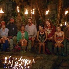 Orkun's fourth Tribal Council.