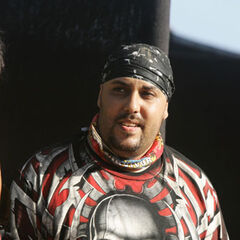 Billy García, as a member of <a href=