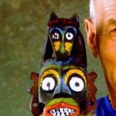 <i>Survivor: Borneo</i> Immunity Idol.