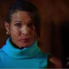 Teresa giving her <a href=