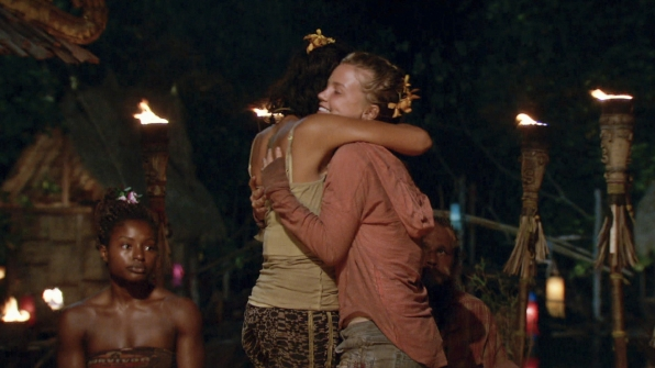 File:Michele hugs julia.jpg