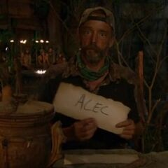 Keith votes against Alec.