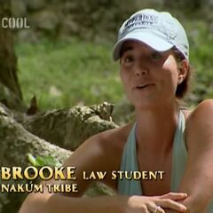 Brooke making a <a href=