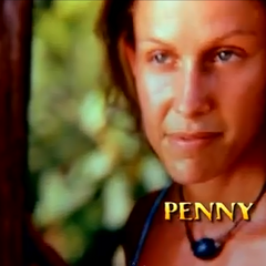 Penny's photo in the opening.