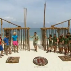 The second Immunity Challenge (Challengers vs. Veterans)