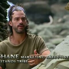 Shane making a confessional.
